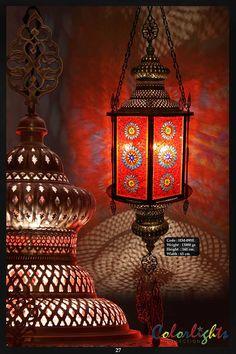 Mosaic Lamps | Ottoman Lamps | Turkish Lighting Manufacturer|Flip Catalogs