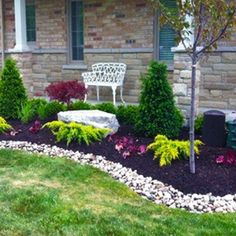 Affordable small backyard landscaping (27) #LandscapeEdging