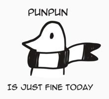 Punpun is Just Fine Today by Nicole Sánchez