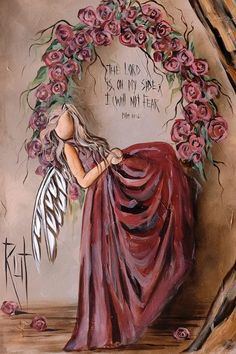 Angel Artwork, Angel Paintings, Dibujos Cute, Angel Pictures, Bible Art, Pictures To Paint, Canvas Art Prints, Painting & Drawing, Amazing Art