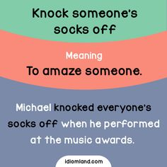 What knocks your socks off? ‪-         Repinned by Chesapeake College Adult Ed. We offer free classes on the Eastern Shore of MD to help you earn your GED - H.S. Diploma or Learn English (ESL) .   For GED classes contact Danielle Thomas 410-829-6043 dthomas@chesapeke.edu  For ESL classes contact Karen Luceti - 410-443-1163  Kluceti@chesapeake.edu .  www.chesapeake.edu