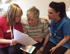 Raising awareness of Parkinson's - Birch Green Care Home Skelmersdale