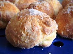 Быстрые сладкие творожные булочки на завтрак