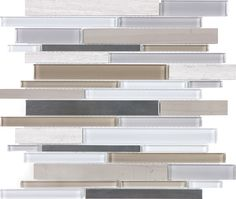 10 Best Bliss Glass Stone Stainless Mosaics Images