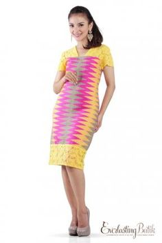 ME2402.1481 Orchid Rangrang Dress -M