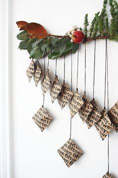 DIY Printable Advent Calendar Idle Hands Awake