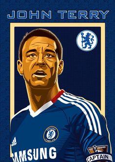 Captain Leader Legend Club Chelsea, Fc Chelsea, Chelsea Football, Chelsea Fc Wallpaper, Stamford Bridge, Blue Bloods, World Of Sports, Love Affair, Football Players