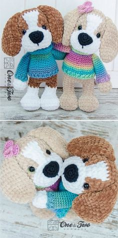 Cute Crochet, Crochet Yarn, Crochet Toys, Dog Crochet, Crochet Amigurumi Free Patterns, Crochet Cardigan Pattern, Selling Crochet, Popular Crochet, Stuffed Animal Patterns