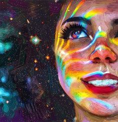ideas love art drawing creativity pictures for 2020 Psychedelic Art, Ouvrages D'art, Wow Art, Black Art, Painting & Drawing, Paper Drawing, Light Painting, Art Inspo, Amazing Art