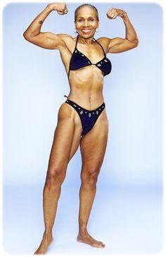Ernestine Shepherd, world's oldest female bodybuilder!    #fitness #bodybuilding #health #inspiration #motivation