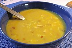 Milagutannir (Muligatóny šorba) - indická polévka Cheeseburger Chowder, Soup, Recipes, Recipies, Soups, Ripped Recipes, Cooking Recipes, Medical Prescription