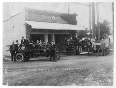 Pilot Point Fire Dept., Pilot Point, Denton Co., TX (from the Pilot Point Fire Dept. archives)