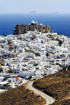 Astypalaia, Dodecanese, Greece