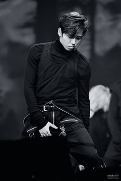 160919 #인피니트 Dongwoo - 'INFINITE Only' Showcase