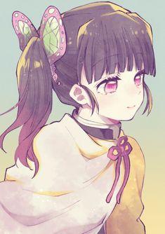Manga Anime Girl, Anime Girl Cute, Kawaii Anime Girl, Anime Art, Anime Angel, Anime Demon, Demon Slayer, Slayer Anime, Fanarts Anime