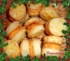 Sajtkrémes pogácsa - Vegavarazs Vegan Vegetarian, Vegetarian Recipes, Cottage Cheese, Eating Well, Jelly, Food And Drink, Fruit, Sweet, Ethnic Recipes