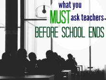 2 Things Every Parent Must Ask Teachers at the End of the School Year   Parents   Scholastic.com