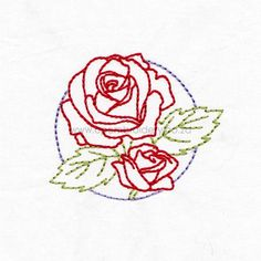 Rose Floral Circle Outline machine embroidery design set of 4 sizes, various file formats included in buy and available in individual sizes. Couture Embroidery, Rose Embroidery, Embroidery Files, Machine Embroidery Designs, Embroidery Patterns, Rose Outline, Circle Outline, Outline Designs, Rose Design