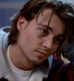 Johnny Depp in 21 Jump Street Johnny And Winona, Young Johnny Depp, Johnny Depp Movies, 21 Jump Street, Marlon Brando, Johnny Depp Pictures, Bae, Art Tumblr, Jonny Deep