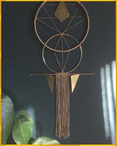 Diy And Crafts, Kids Crafts, Deco Originale, Macrame Projects, Sacred Geometry, Crafty, Australian Fashion, Handmade, Inspiration