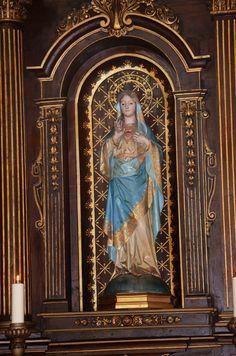 Imatges de Maria: Convent de Santa Clara - Clarises de Gernika (Eusk...