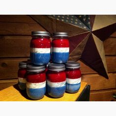100% Soy candle made in USA by Hoosier Candle Company www.thehoosiercandlecompany.com. $13.95