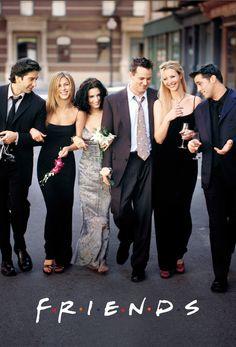 Banco de Séries - Organize as séries de TV que você assiste - Friends (1994)