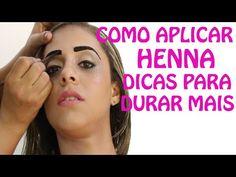 Assista esta dica sobre Como passar HENNA nas Sobrancelhas,DICA para HENNA DURAR mais e muitas outras dicas de maquiagem no nosso vlog Dicas de Maquiagem.