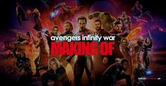Avengers Infinity War VFX – Making of, Breakdown y Behind The Scenes