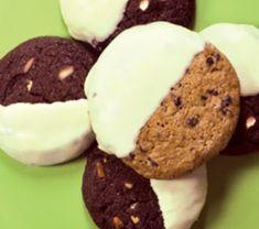 Εύκολα μπισκότα σοκολάτας!