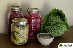 Pickles – kvašená zelenina