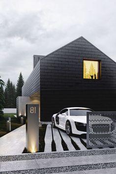 Dream House & Car - Living The Dream! #AudiR8