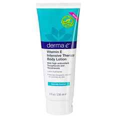 Derma E Skin Care Vit E Body Lotion (1x8OZ )  Come & Check out yummspiration.com for more vegan recipes! We are also on facebook.com/yummspiration so come like us for more vegan goodness!