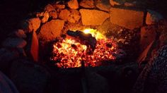 What Does Walter Mitty And A Fire Pit Have To Do With Finishing Strong?