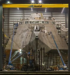 Independence-class littoral combat ship