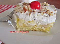 Twinkie Cake {always a hit at potlucks!}