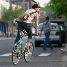 Montréal Cycle Chic.