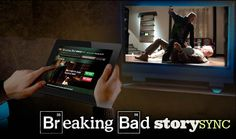 AMC rolls out another 'story sync' web based experience with Breaking Bad (first was for Walking Dead)