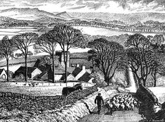 Tunnicliffe Society - East Cheshire. Charles Tunnicliffe lived on a farm at Rainow , Macclesfield and went to Macclesfield Art College.