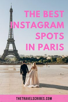 Don't miss any of the must-see (and secret) Paris photo spots! We've put together this interactive map of the most Instagrammable places in Paris.