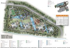 Principal Garden Site Plan - New Launch Condo