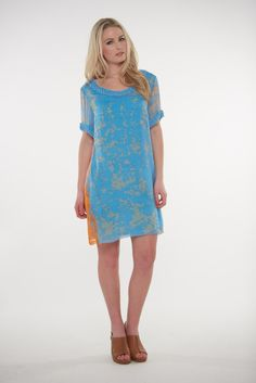 Picture of SkyHawk Twotone Dress