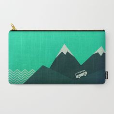 Buy Travel! Carry-All Pouch by General Design Studio. Worldwide shipping available at Society6.com. Just one of millions of high quality products available.