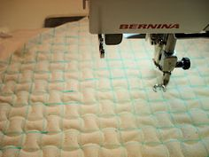 """Diane Gaudynski """"A New Tradition in Quilting"""": Relaxed Diane-shiko - (I'm trying this!)"""