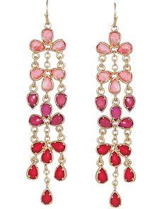 Melina Earrings in Flare - Kendra Scott Jewelry