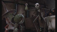 captura de imagen de Pesadilla Antes de Navidad Blu-ray - 8