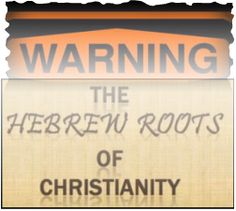 Beware the 'Hebrew Roots Movement' & the 'Sacred Name Movement' http://www.rebeccaatthewell.org/store/products/a-portrait-of-the-bridegroom-isaac-solomon/
