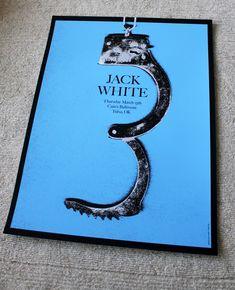 Jack White, Tulsa OK by Alan Hynes