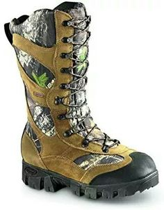 Cabelas Whitetail Extreme Boots With 600 Gram Gore Tex