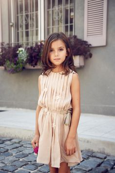Enfant Street Style by Gina Kim Photography Lamantine Paris dress